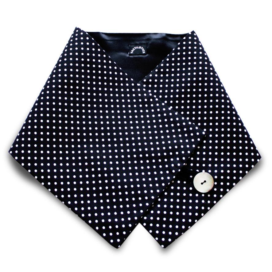 tactilotics-accessoire-textile-col-poix-noir
